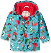 Hatley Little Boys' Classic Printed Raincoat