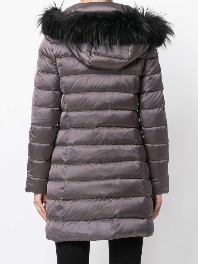 Hetregó hooded padded parka