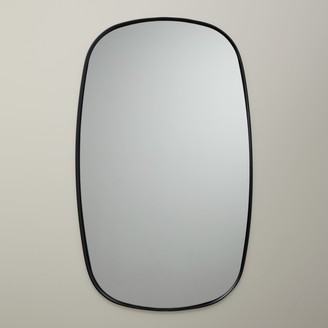 Design Project by John Lewis No.161 Mirror, Black