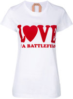 No.21 Love T-shirt