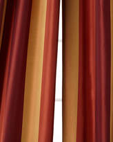 "Home Silks Each 108""L Juniper Curtain"