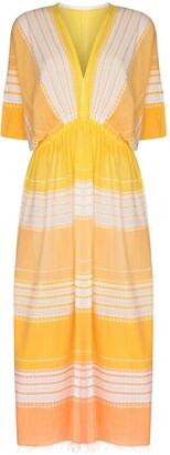 Lemlem Eshal striped dress