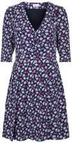 Claudie Pierlot Floral Tea Dress