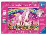 Ravensburger Horse Dream Glitter 100pc Puzzle