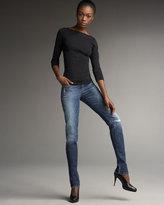 Chelsea Phoebe Distressed Skinny Jeans