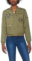 Romeo & Juliet Couture Women's Rj43220 Bomber Jacket