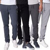 Kangol New Designer Warlord Mens Cuffed Trousers Sweat Joggers Pants Sizes S -Xl
