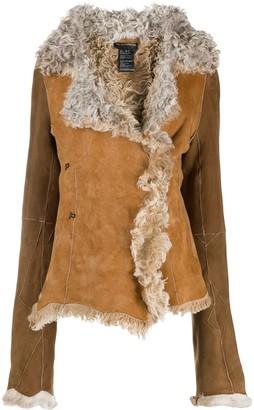 Ann Demeulemeester Reversible Shearling Jacket