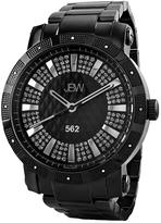 JBW Black 562 Bracelet Watch - Men