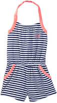 Juicy Couture Striped Romper (Little Girls)