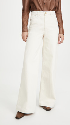 Triarchy High Rise Wide Leg Jeans