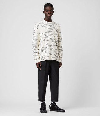 AllSaints Flux Crew Sweater