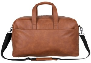 """Kenneth Cole Reaction 20"""" Vegan Leather Travel Duffel"""
