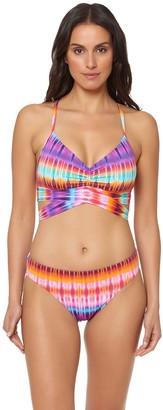 Bleu Rod Beattie Bleu | Rod Beattie Women's Double Wrap X Back Bikini Top