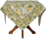 April Cornell Tea-Rose Breakfast Tablecloth