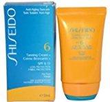 Shiseido Unisex Tanning Cream SPF 6 (For Face) Sun Care 1 pcs sku# 1790607MA