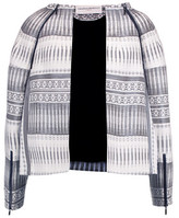 Amanda Wakeley Jacquard Jacket