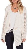 Volcom Women's Hold On Tight Open Cardigan