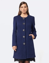 Alannah Hill Slice And Dice! Coat