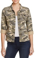 True Religion Nora Camo Jacket
