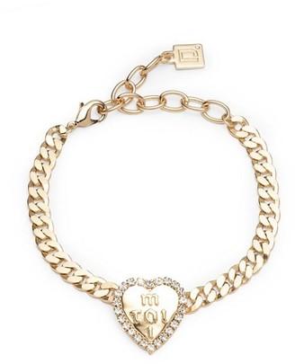 Dannijo Octave Crystal-Embellished Bracelet