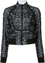 A.L.C. lace bomber jacket