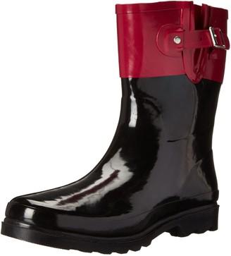 Western Chief Unisex's Printed Mid Rain Boot