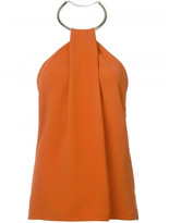 Thierry Mugler halterneck blouse
