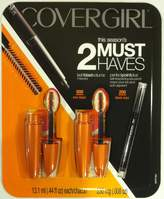 Cover Girl Lash Blast Mascara 2pk