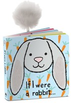 Jellycat Infant 'If I Were A Rabbit' Board Book
