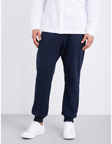 Sunspel Textured Cellulock Cotton-jersey Jogging Bottoms