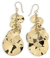 Ippolita 18K Gold Glamazon Spotlight Coin Earrings