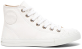 Chloé Leather Kyle Sneakers