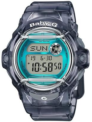 G-Shock BG169R-8B (Grey/Blue) Watches