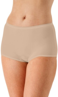 Shadowline Women's Spandex Modern Brief 3-Pack