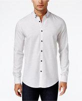 Alfani Men's Classic Fit Long-Sleeve Shirt, Only at Macy's
