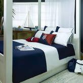Tommy Hilfiger Navy Colour Block Duvet Cover - Super King
