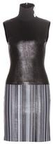 Edun Leather Dress