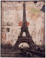 Home Essentials Eiffel Wall Art