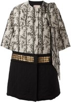 Antonio Marras padded embellished coat