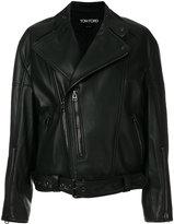 Tom Ford biker jacket