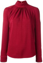 Golden Goose Deluxe Brand high collar shirt