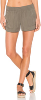 Joie Beso Sandwashed Shorts
