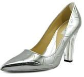 Moschino Ma1034ac01mu0902 Pointed Toe Leather Heels.