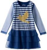Girls 4-12 Chloe & Olivia Tiered Nightgown
