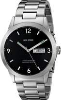 Jack Spade Men's WURU0084 Glenwood Analog Display Swiss Quartz Watch
