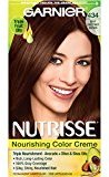 Garnier Nutrisse Nourishing Color Creme, 434 Deep Chestnut Brown (Chocolate Chestnut)(Packaging May Vary)