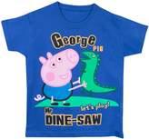 Peppa Pig George the Pig Boys' T-Shirt