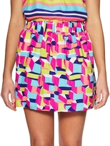Alice & Trixie Devin Silk Printed Flare Skirt