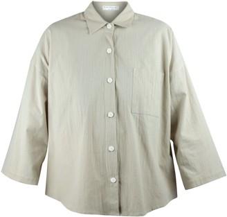 Minimalist The Label Women's Drea Shirt Beige